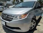Foto venta Auto usado Honda Odyssey EXL (2013) color Plata precio $295,000