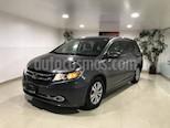 Foto venta Auto usado Honda Odyssey EXL (2015) color Acero precio $345,000