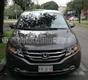Foto venta Auto usado Honda Odyssey EXL (2014) color Gris Humo precio $307,000