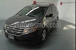 Foto venta Auto usado Honda Odyssey EXL color Gris precio $269,900