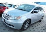 Foto venta Auto usado Honda Odyssey EXL color Plata precio $240,000