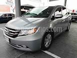 Foto venta Auto usado Honda Odyssey EXL (2016) color Plata precio $419,000