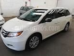 Foto venta Auto usado Honda Odyssey LX (2016) color Blanco precio $325,000