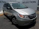 Foto venta Auto usado Honda Odyssey LX (2016) color Plata precio $310,000