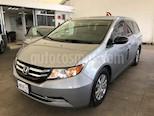 Foto venta Auto usado Honda Odyssey LX (2016) color Plata precio $389,000