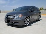 Foto venta Auto usado Honda Odyssey LX (2014) color Gris Humo precio $269,000