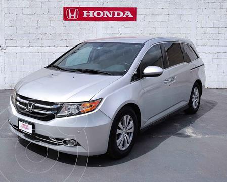 Honda Odyssey EXL usado (2015) color Plata precio $350,000
