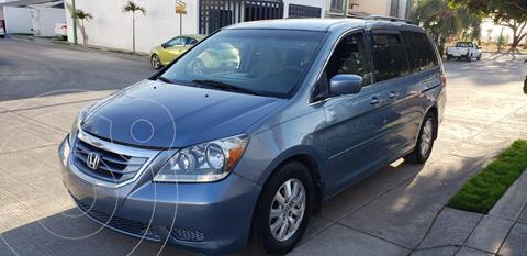 Honda Odyssey EX usado (2009) color Azul precio $140,000
