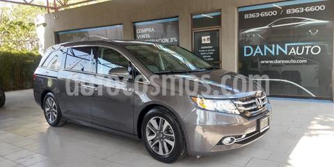 Honda Odyssey Touring usado (2014) color Gris precio $299,000