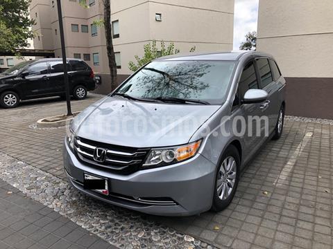Honda Odyssey EXL usado (2016) color Plata Diamante precio $335,000