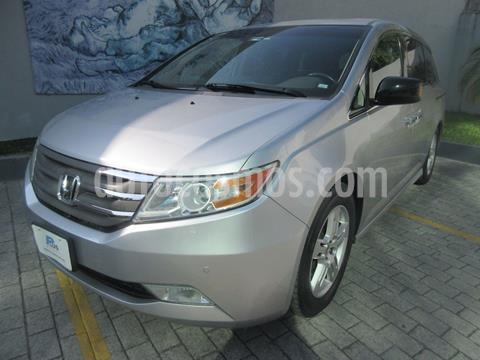 Honda Odyssey Touring usado (2012) color Plata Dorado precio $215,000