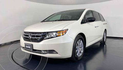 Honda Odyssey EXL usado (2015) color Blanco precio $327,999
