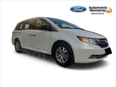 Honda Odyssey LX usado (2016) color Blanco precio $319,900