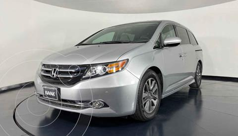 Honda Odyssey Touring usado (2014) color Plata precio $329,999