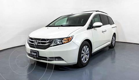 Honda Odyssey EXL usado (2015) color Blanco precio $357,999