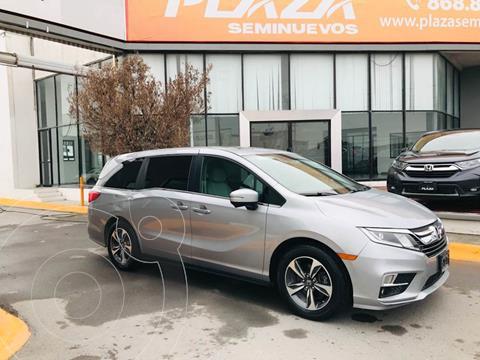 Honda Odyssey EXL usado (2019) color Plata Dorado precio $669,000