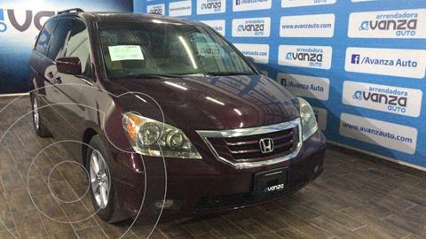 Honda Odyssey Touring usado (2010) color Cereza Oscuro financiado en mensualidades(enganche $60,670 mensualidades desde $5,990)