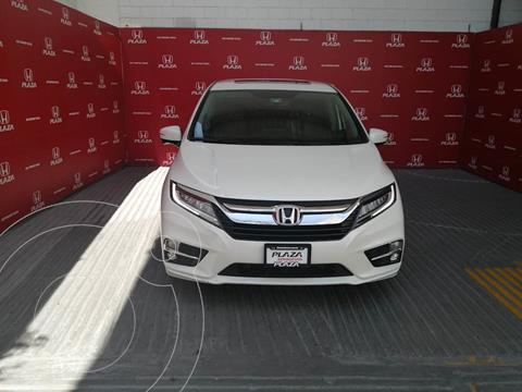 Honda Odyssey Touring usado (2019) color Blanco precio $699,000