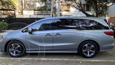 Honda Odyssey Touring usado (2018) color Plata precio $610,000