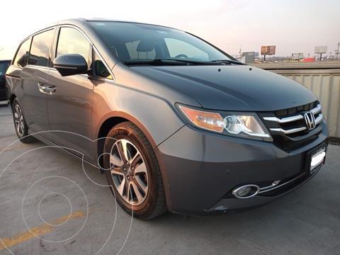 Honda Odyssey Touring usado (2014) color Gris Oscuro precio $289,000