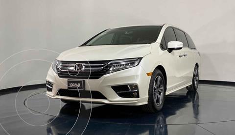 Honda Odyssey Touring usado (2018) color Blanco precio $639,999