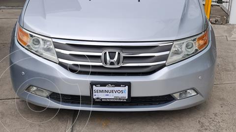 Honda Odyssey Touring usado (2012) color Plata Dorado precio $239,000