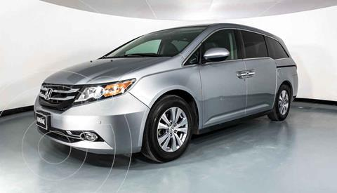 Honda Odyssey EXL usado (2015) color Plata precio $369,999