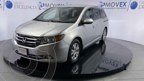 Honda Odyssey EXL usado (2014) color Plata precio $298,000