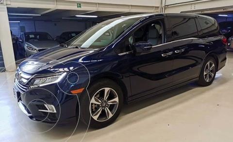 Honda Odyssey Touring usado (2019) color Azul precio $699,100