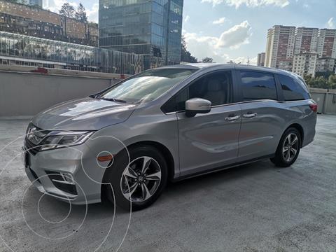 Honda Odyssey EXL usado (2019) color Plata Dorado precio $640,000