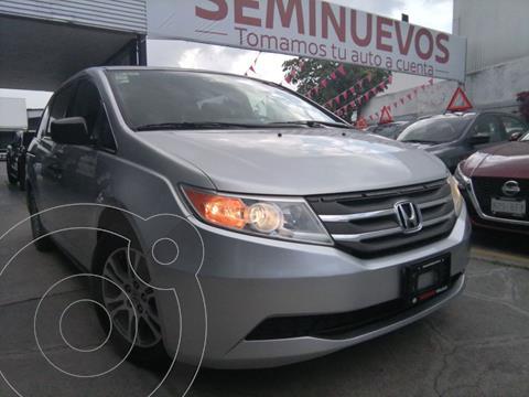 Honda Odyssey LX usado (2011) color Plata precio $219,800