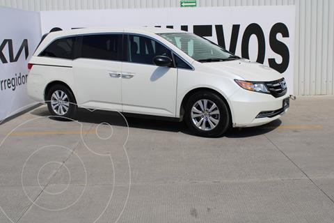 Honda Odyssey LX usado (2016) color Blanco precio $339,000