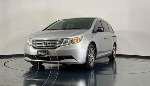 Honda Odyssey LX usado (2013) color Plata precio $247,999