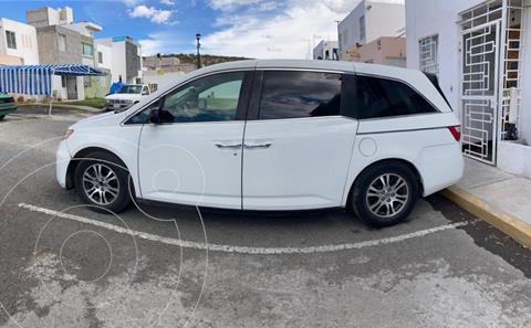 Honda Odyssey EXL usado (2011) color Blanco precio $172,000