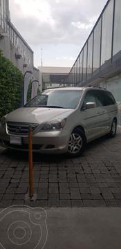 Honda Odyssey EXL usado (2007) color Plata Dorado precio $135,000