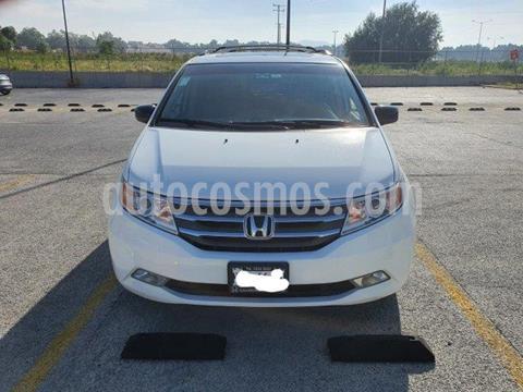Honda Odyssey Touring usado (2012) color Blanco precio $250,000