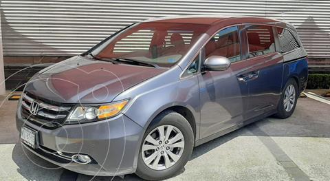 Honda Odyssey EXL usado (2016) color Gris precio $410,000