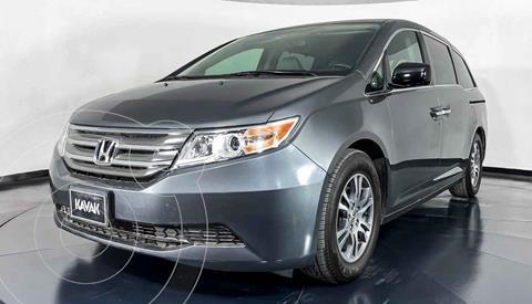 Honda Odyssey EXL usado (2013) color Gris precio $252,999