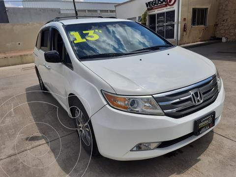 Honda Odyssey EXL usado (2013) color Blanco precio $279,000