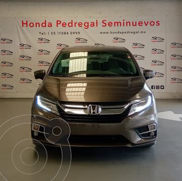 Honda Odyssey Touring usado (2020) color Dorado precio $839,000