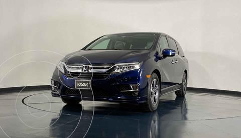 Honda Odyssey Touring usado (2018) color Azul precio $669,999