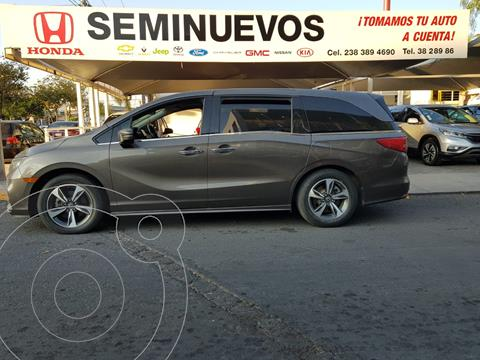 Honda Odyssey Touring usado (2019) color Bronce precio $655,000