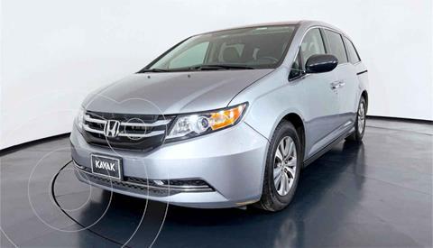 Honda Odyssey LX usado (2016) color Plata precio $367,999