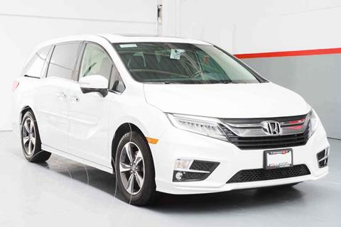 Honda Odyssey Touring usado (2019) color Blanco precio $729,900