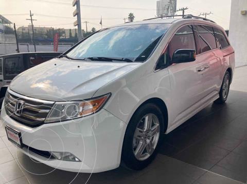 Honda Odyssey Touring usado (2012) color Blanco precio $239,000