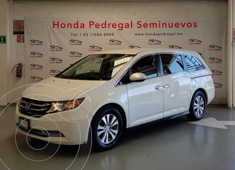 Honda Odyssey EX usado (2016) color Blanco precio $349,000