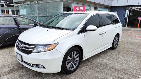 Honda Odyssey Touring usado (2016) color Blanco precio $420,000