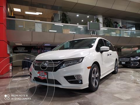 Honda Odyssey Touring usado (2019) color Blanco precio $789,000