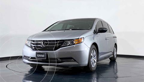 Honda Odyssey LX usado (2016) color Gris precio $373,999