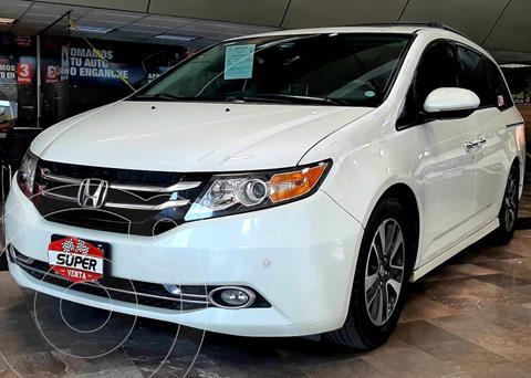 Honda Odyssey Touring usado (2014) color Blanco precio $379,000,000